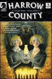 Harrow County #5 Cover