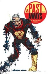 Past Aways #6 Cover