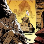 Preview: NANJING: THE BURNING CITY HC by Ethan Young