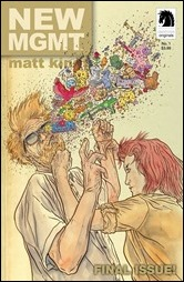 NEW MGMT #1 Cover - Geof Darrow Variant
