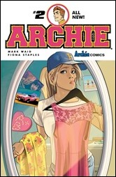 Archie #2 Cover