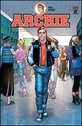 Archie #2 Cover - Chaykin Variant