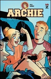 Archie #2 Cover - Henderson Variant
