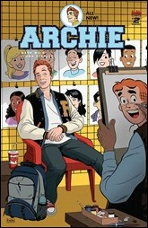Archie #2 Cover - Rivera Variant