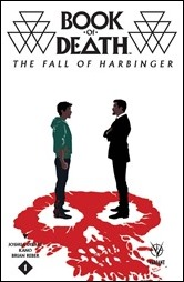 Book of Death: The Fall of Harbinger #1 Cover A - Allen
