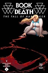 Book of Death: The Fall of Harbinger #1 Cover B - Portela