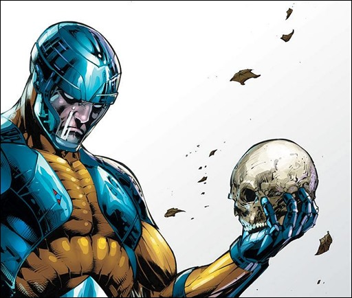 Book of Death: The Fall of X-O Manowar #1