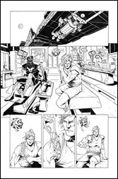 Book of Death #3 Preview 1