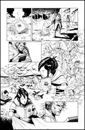 Book of Death #3 Preview 5