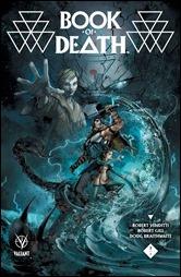 Book of Death #3 Cover B - Crain