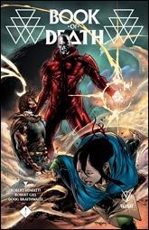 Book of Death #3 Cover C - Segovia
