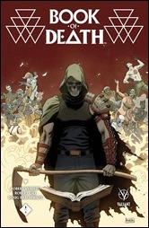 Book of Death #3 Cover - Rivera Variant