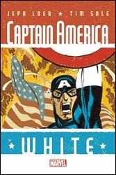 Captain America: White #1 Cover