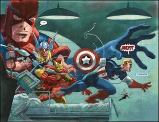 Captain America: White #1 Preview 2