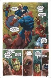 Captain America: White #1 Preview 3