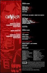 Crimson Vol. 1 HC Preview 1