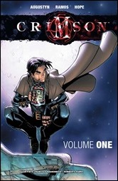 Crimson Vol. 1 HC Cover