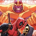 First Look: Deadpool vs. Thanos #1 by Seeley & Bondoc