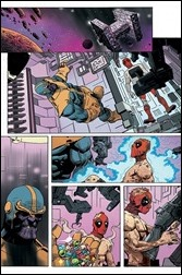 Deadpool vs. Thanos #1 Preview 3
