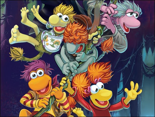 Jim Henson's Fraggle Rock: Journey to the Everspring HC