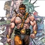 Hercules #1 by Abnett & Ross Arrives in November