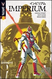 Imperium #8 Cover A - Kano