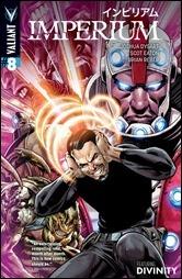 Imperium #8 Cover B - Eaton