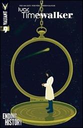 Ivar, Timewalker #9 Cover A - Allen