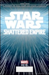 Journey to Star Wars: The Force Awakens - Shattered Empire #1 Cover - Hyperspace Variant