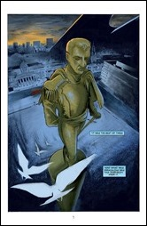 Miracleman by Gaiman & Buckingham #1 Preview 3