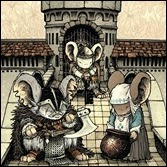 The Art of Mouse Guard: 2005-2015 HC Preview 9