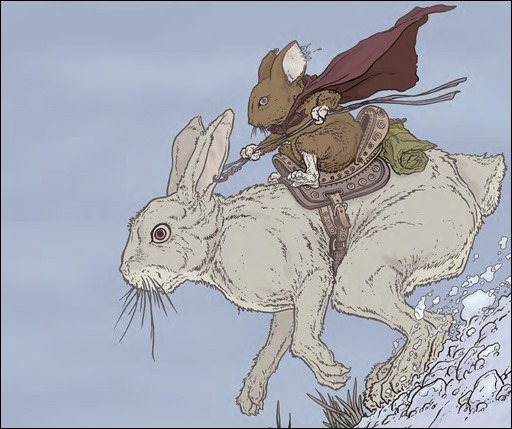 The Art of Mouse Guard: 2005-2015 HC
