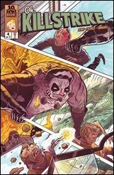 Oh, Killstrike #4 Cover