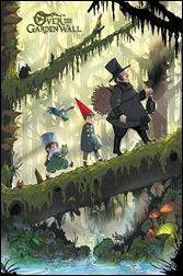 Over the Garden Wall #1 Cover E - Variant
