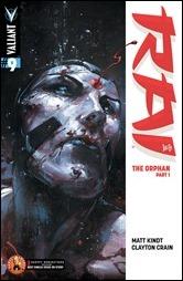 Rai #9 Cover A - Crain