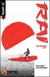 Rai #9 Cover D - Lee