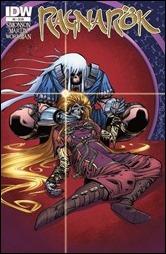 Ragnarok #6 Cover