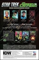 Star Trek/Green Lantern #2 Preview 1