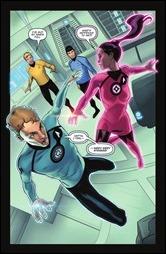 Star Trek/Green Lantern #2 Preview 5