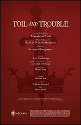 Toil and Trouble #1 Preview 1