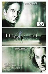 The X-Files: Season 11 #1 Cover