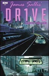Drive #1 Cover