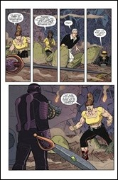 Past Aways #6 Preview 5