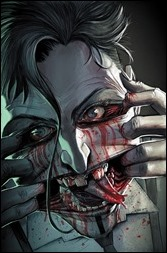 Colder: Toss The Bones #1 Cover