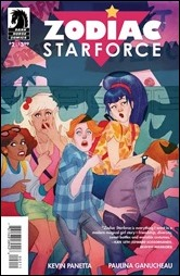 Zodiac Starforce #2 Cover