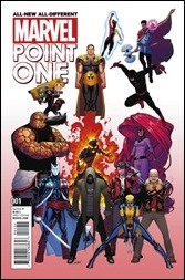 All-New, All-Different Marvel Point One #1 Cover B - Marquez