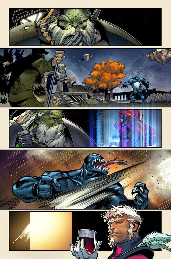 All New All Different Avengers Vol 1 2: First Look: All-New, All-Different Marvel Point One #1