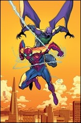 Amazing Spider-Man #2 Cover - Camuncoli Variant