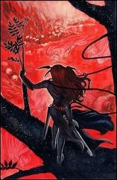 Angela: Queen of Hel #1 Cover - Hans Variant