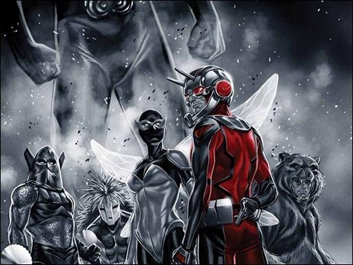 The Astonishing Ant-Man #1